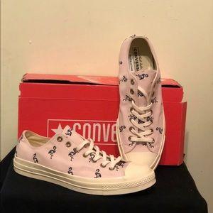 Converse Mens SZ 11 CTAS 70 Ox Low Top Pink Rose